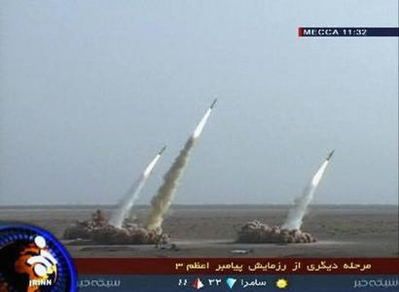 Iran is steadily expanding its missile range.