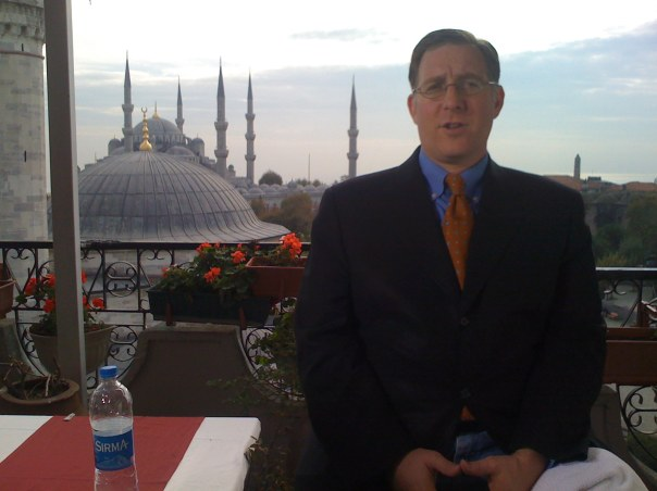 """Filming """"Inside The Revolution"""" in Istanbul"""