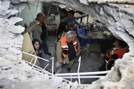 The Joshua Fund is providing relief assistance to families in Sderot, a town in southern Israel that has been hit with more than 6,000 rockets and missiles from Gaza
