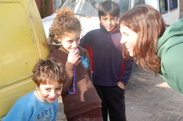 Many of the children of Sderot have been evacuated, but those whose families have no money to leave the city being pummeled by Hamas rockets need our prayers and encouragement