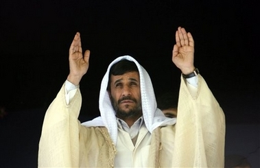 "Does the Obama administration truly understand Ahmadinejad's ""apocalyptic mindset""?"