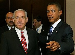 How will Netanyahu work with President Obama given their deep differences on Iran?