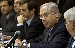 The Israeli Prime Minister is building a war cabinet.