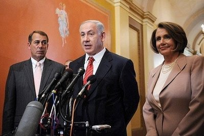 Israeli PM Netanyahu met today with Congressional leaders to discuss the Iran nuclear threat and the future of the epicenter.
