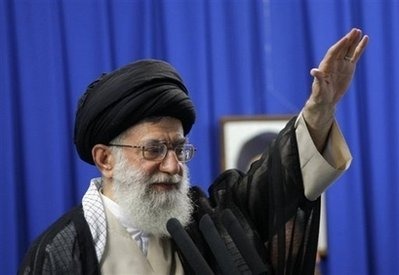 The Ayatollah Khamenei is preparing to annihilate the Jews.