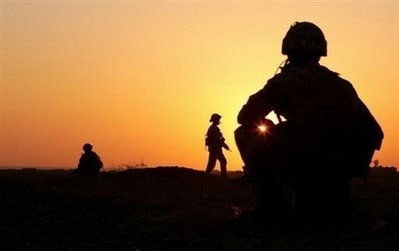Pray for the people of Afghanistan, and our military forces.