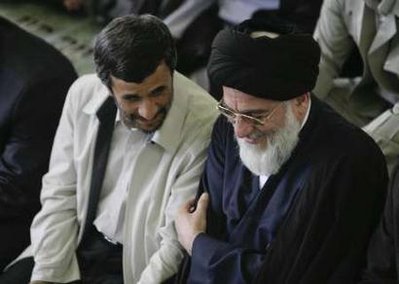 The Ayatollah is signalling that he personally is the Mahdi's agent on earth. This is a significant development.