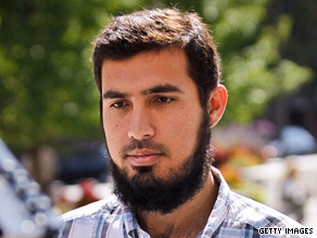 Najibullah Zazi, an Afghan national living near Denver, has reportedly admitted ties to al Qaeda and was arrested this weekend by the FBI in a terror investigation.