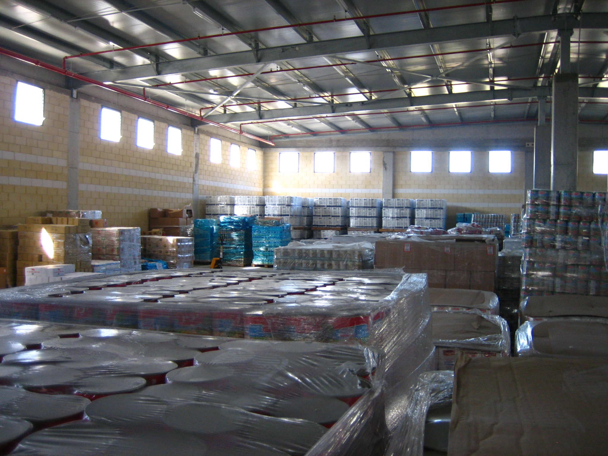 Us Distribution Centers Warehouse Apr
