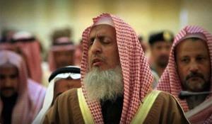 Abdulaziz ibn Abdullah Al al-Sheikh, grand mufti of the Kingdom of Saudi Arabia