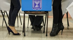 israel-electionday