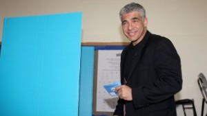 Rising star? Yair Lapid, founder of new Israeli party, Yesh Atid.