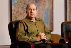 Moshe Yaalon. (photo credit: Ziv Koren)
