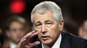 Will Hagel be stopped?