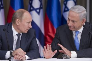 Putin and Netanyahu.