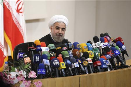 Hassan Rouhani's radicalism is coming to light.