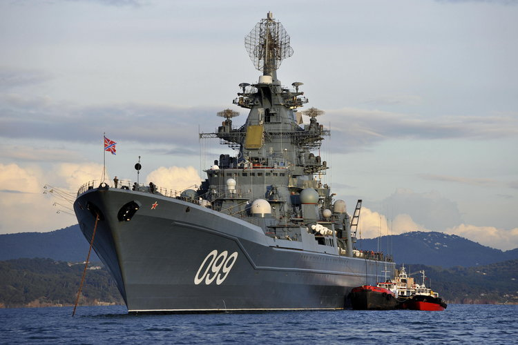 Russian Navy The 36