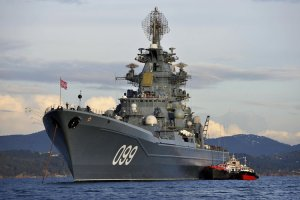 Russian navy now on the move near Israel, Lebanon and Syria.