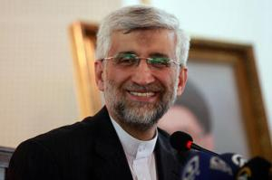 Will Khamenei tap Saeed Jalili, Iran's nuclear negotiator, to be the country's next president?