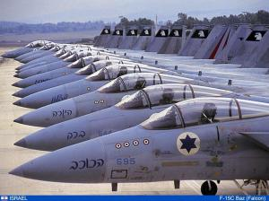 israel-lineoffighterjets