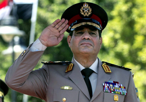 Will General Sisi run for the President of Egypt next year?