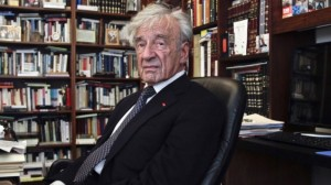 Elie Wiesel (photo credit: AP/Bebeto Matthews/File/Times of Israel)