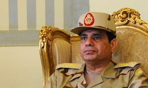 Field Marshal Abdel Fattah al-Sisi (Photo: Reuters)
