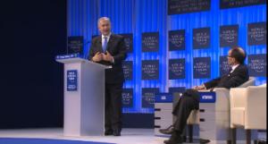 netanyahu-Davos