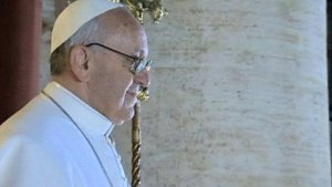 Pope Francis will visit the Holy Land in May.