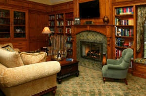 This is not my personal library -- I just wish it was.