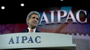Sec. Kerry was the keynote speaker on Day Two of the AIPAC conference in D.C.