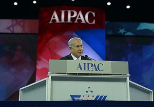 The PM brought the house down amidst 14,000 pro-Israel activists.