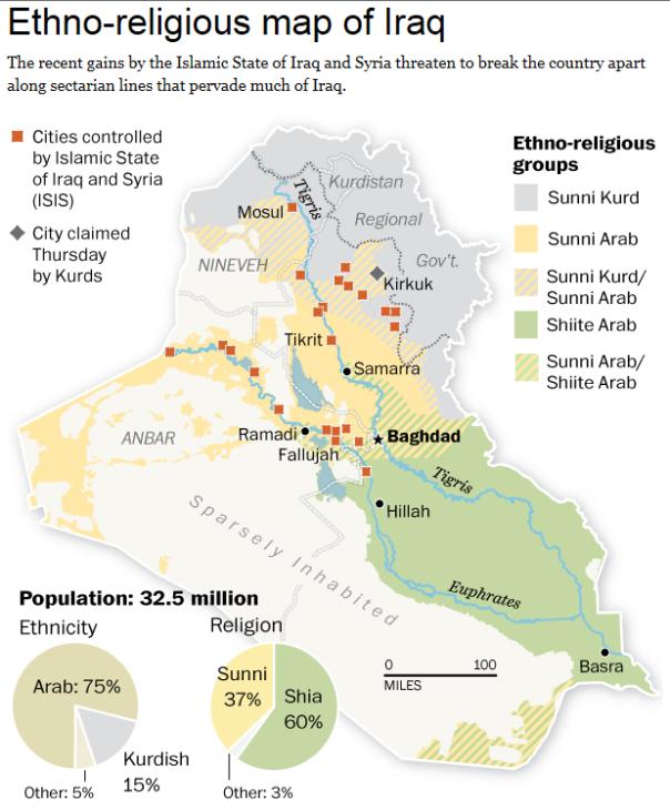 Sources: CIA World Factbook, Long War Journal. Laris Karklis/The Washington Post.