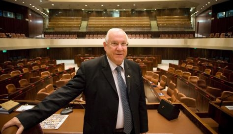 Reuven Rivlin, 74, was elected today as Israel's 10th President.