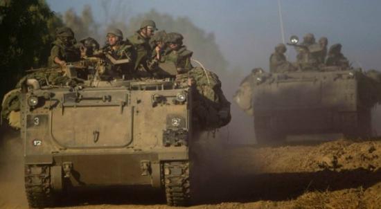 Israel-tanks2