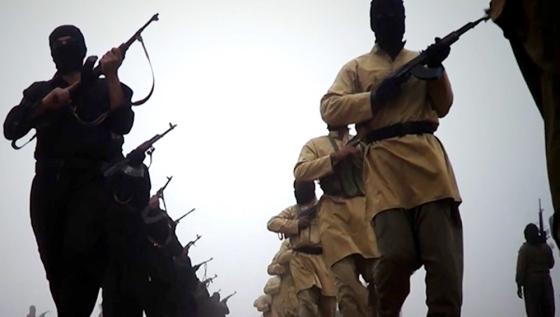 Jihadists are on a rampage.