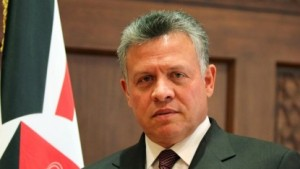 A key man to watch: Jordan's moderate King Abdullah II.