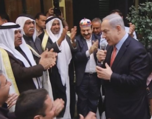 Netanyahu-Arabs2