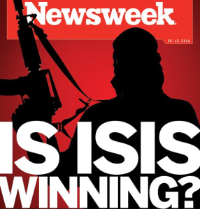 The cover of the June 2nd issue of Newsweek.
