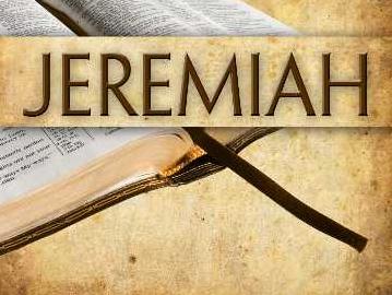 Bible study notes on jeremiah