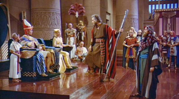 Moses-Pharoah