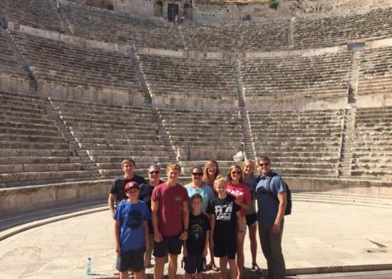 Jordan-Trip-Amman-theatre