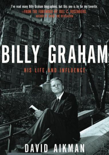 BillyGraham-DavidAikmanbook
