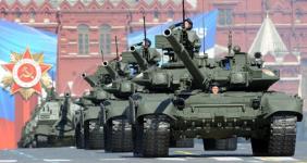Russia-tanks