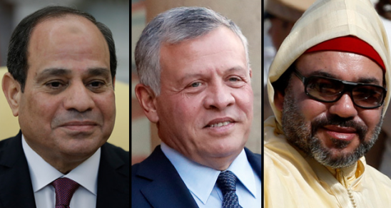 Bahrain-Sisi-Abdullah-Mohammed