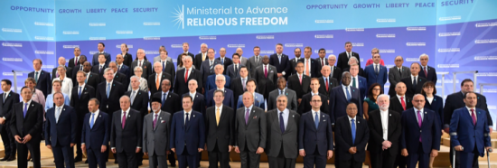 Ministerial-ReligiousFreedom-groupshot2018